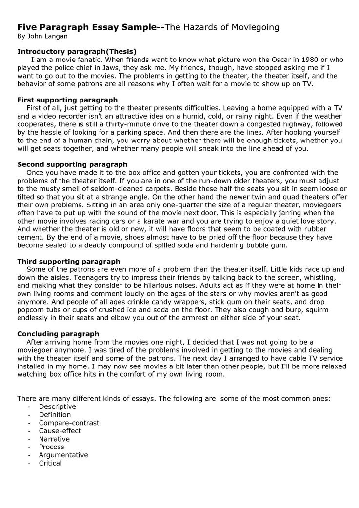 Full Size of Informative Essay Introduction Format