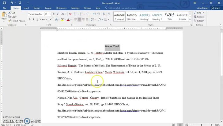 How To Cite A Page Number In An Essay Mla