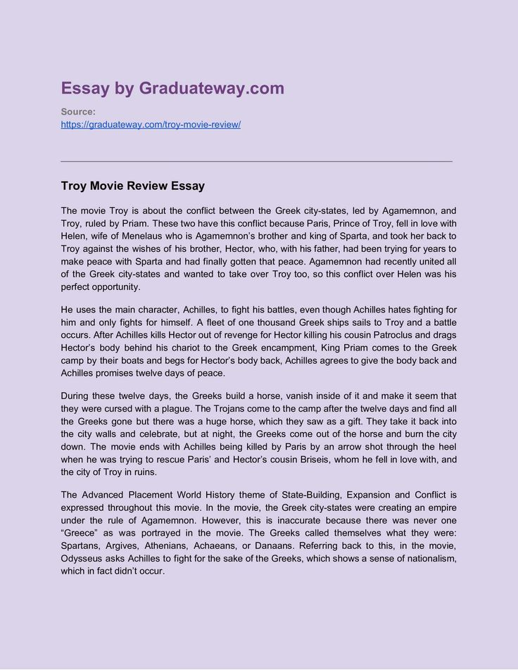 Full Size of How To Write Movie Critique Essay