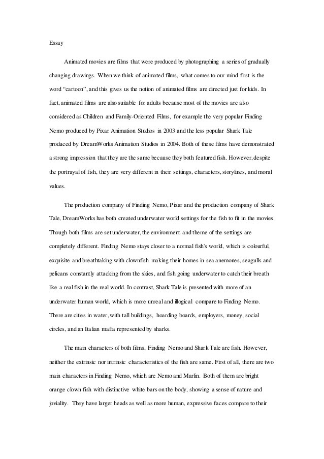 Full Size of English Assignment Compare And Contrast Essay Shark Social Problem Solution Descriptive