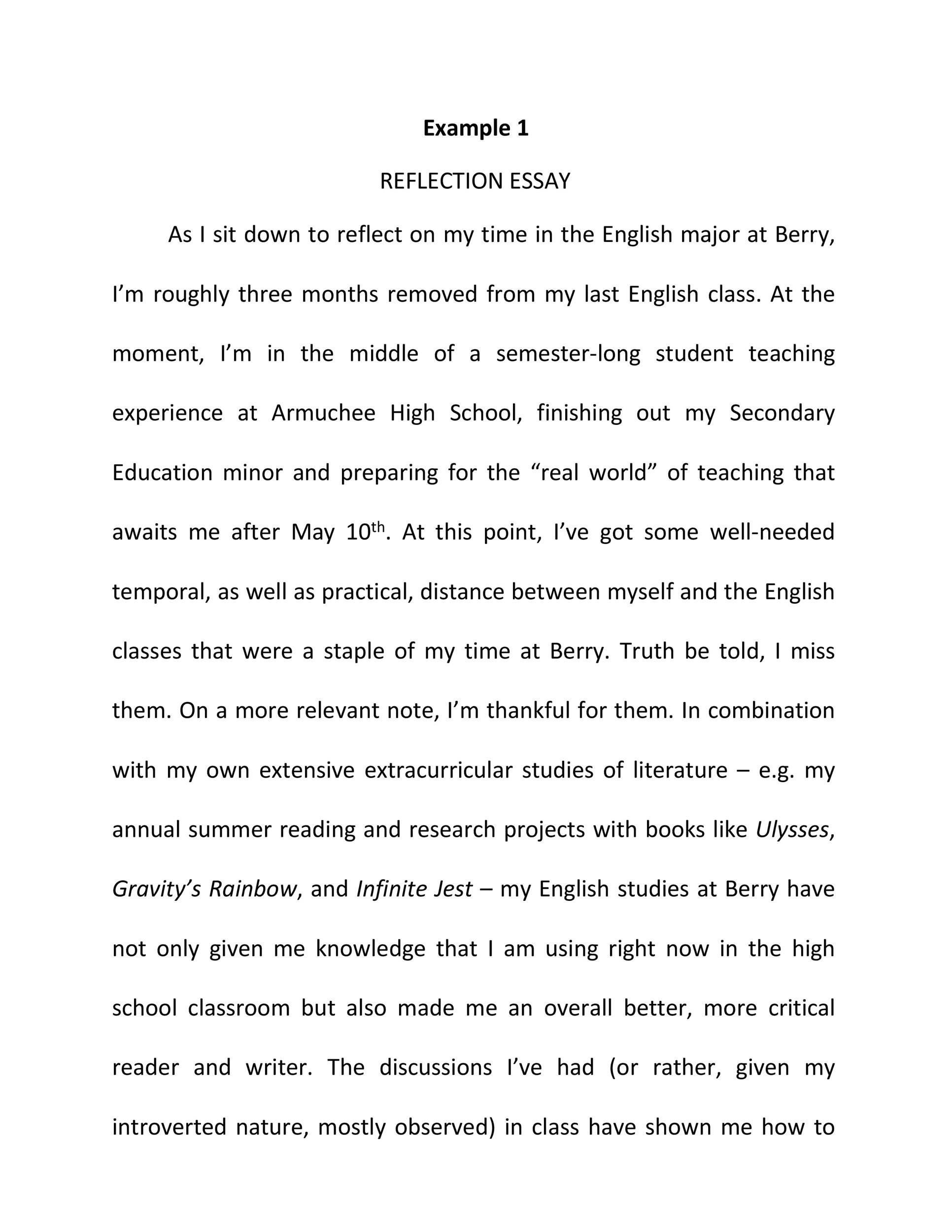 Full Size of Essay Application Diagnostic English Language Racial Reflective Template