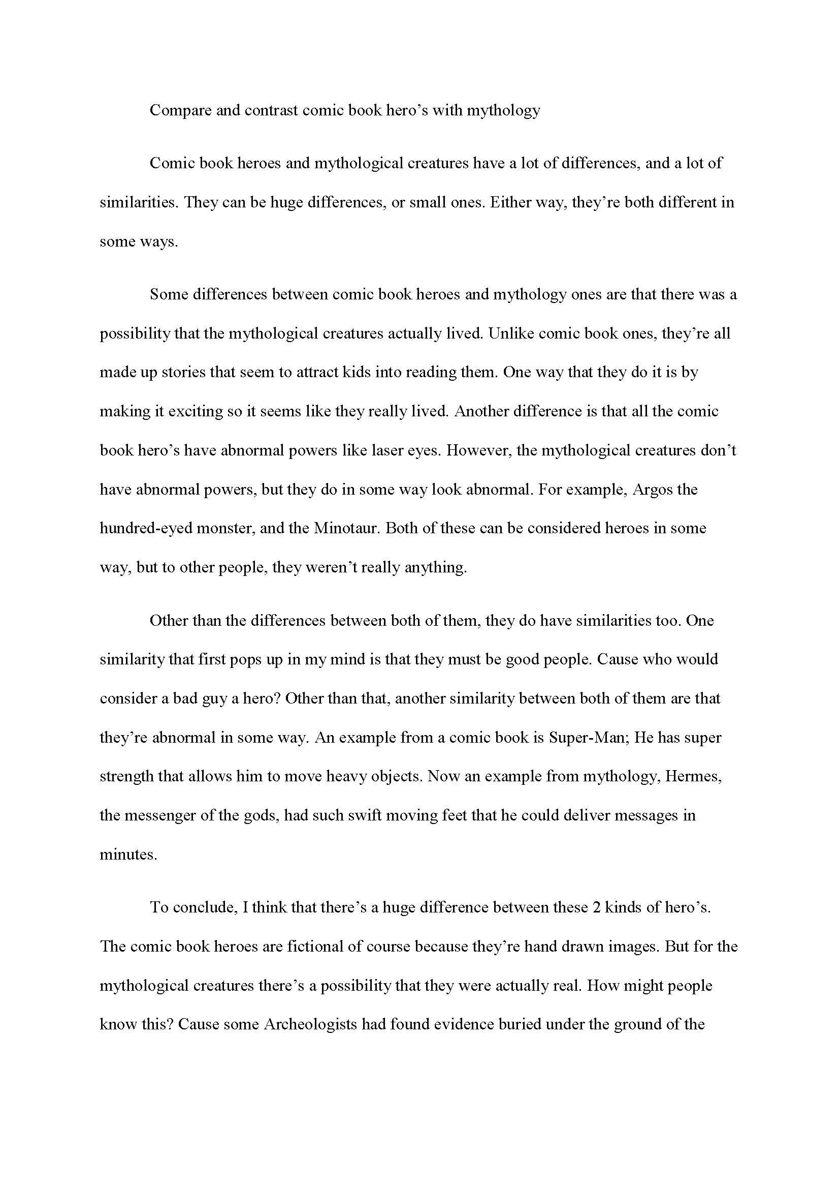 Full Size of Essay Examples Compare And Contrast Social Issues Changer Conclusion Website That Writes