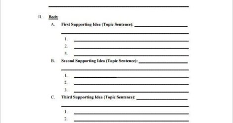 Essay Format Template Microsoft Word Do My In Apa Style Blank Outline Pdf Book Review