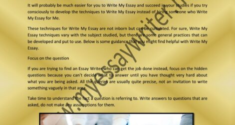 Essay Writer And Write My For By Myessaywriter741 Issuu Example Short Autobiography Paper