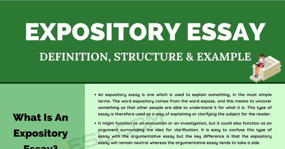 Large Size of Expository Essay Definition Outline Topics Examples Of Essays 7esl Is An Compare And What