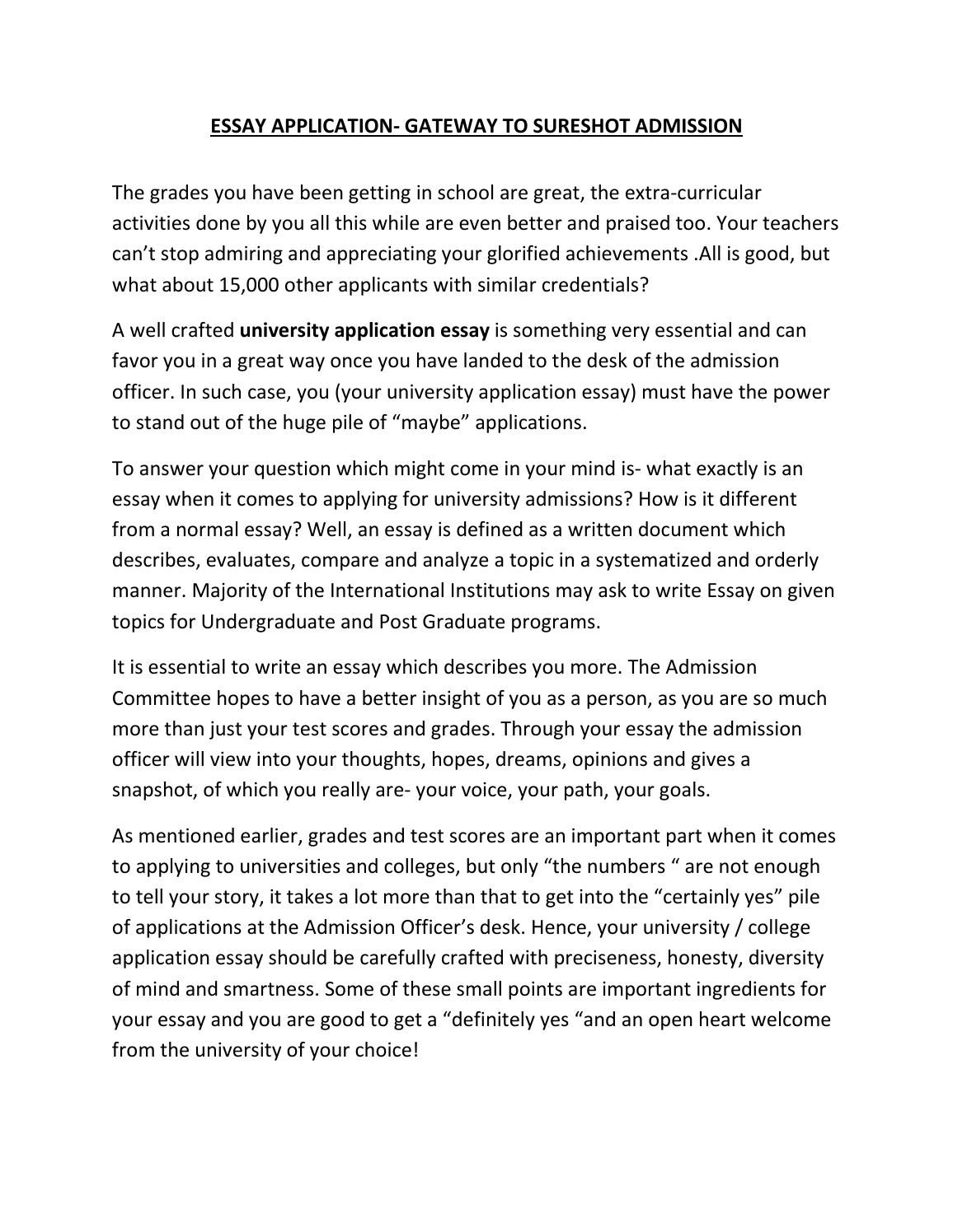 Full Size of Study Abroad Essay Samples