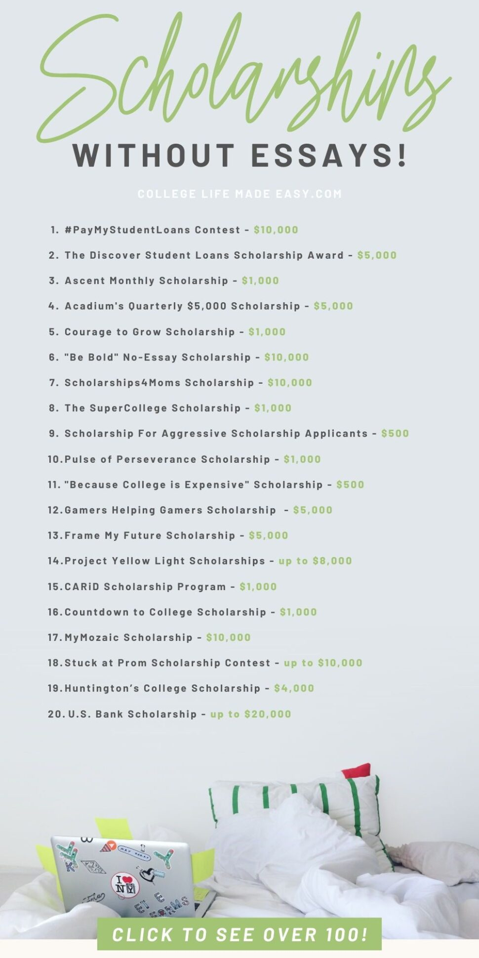 Large Size of Scholarship Essay Contests For High School Juniors