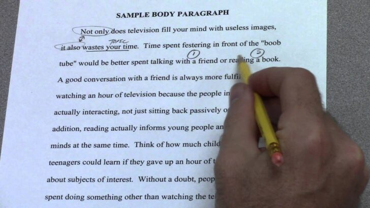 How Do You Start A Second Paragraph In An Essay