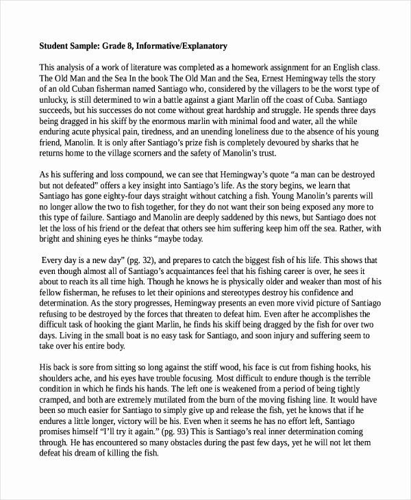 Full Size of Informative Explanatory Writing Examples Essay College Admission Words To Start An
