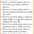 Thumbnail Size of Narrative Essay Scary Experience Rheingau Prompts Lp Writing Service About Yourself