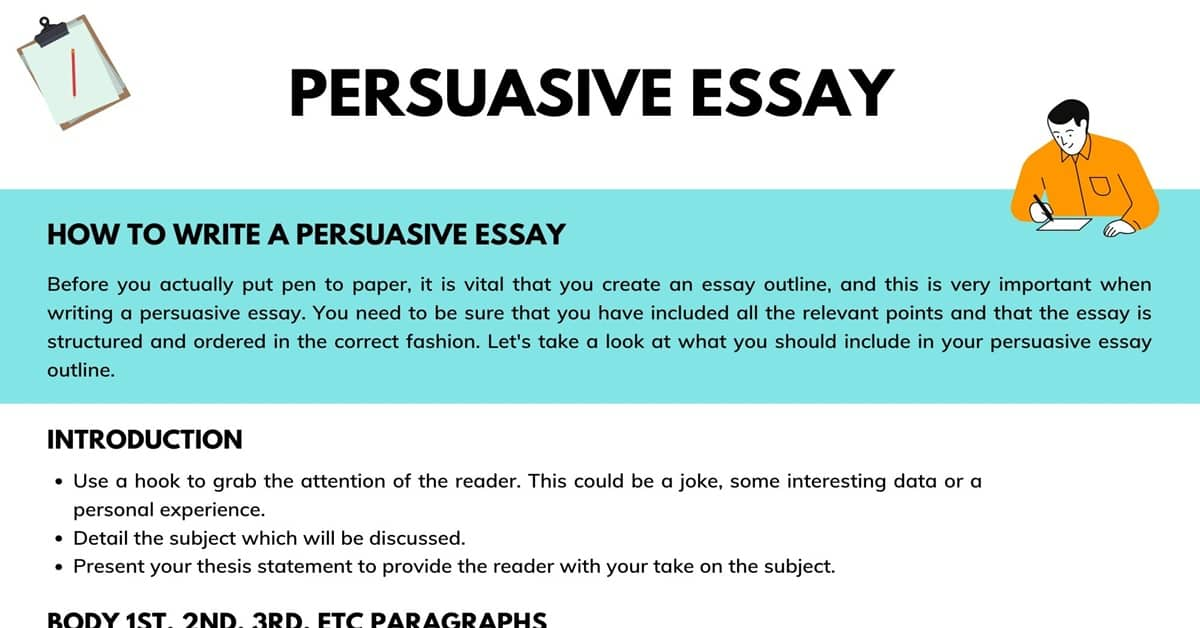 Full Size of Persuasive Essay Definition Examples Topics Tips For Writing 7esl Parts Of Argumentative