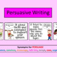 Thumbnail Size of Persuasive Writing 34auburn Primary School Slide1 Orig Essay With Citations Informative