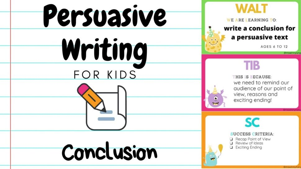 Large Size of Persuasive Writing For Kids Conclusion Informative Essay Introduction Format Template