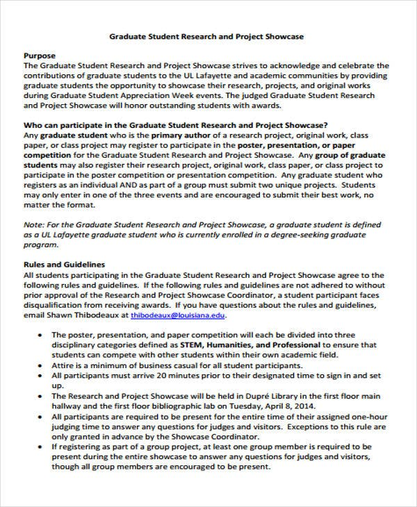 Full Size of Research Paper Examples Free Premium Templates Example For Graduate Student English Essay