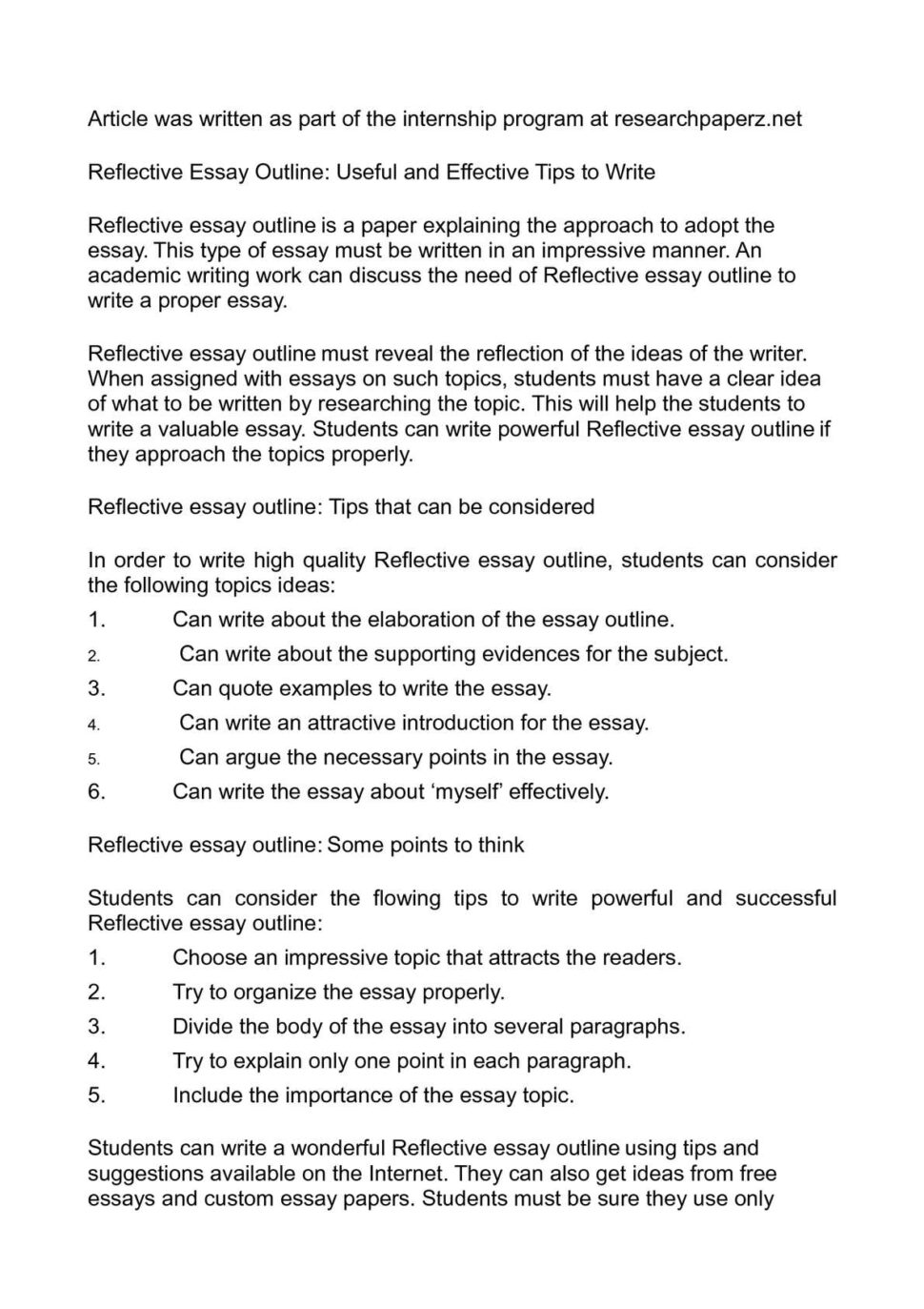 Large Size of Short Horror Story Essay Business My Sister Argumentative Reflective Template