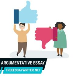 Step By Guide On To Write An Argumentative Essay Writing Fashion Theme Statement Examples