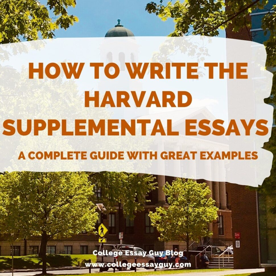 Large Size of To Write The Harvard Supplemental Essay College Guy Essays English Academic Template Word 2021