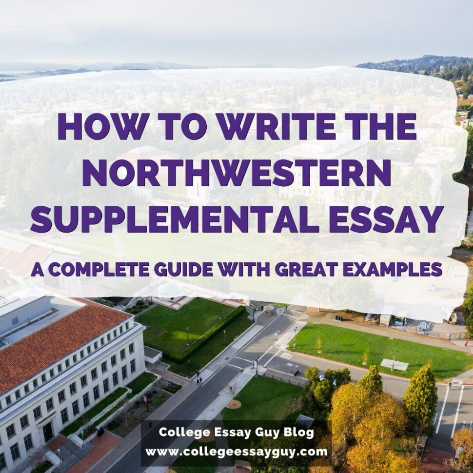 Large Size of To Write The Northwestern Supplemental Essay Essays Analytical Paragraph Template