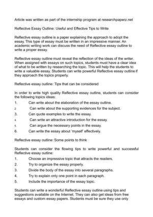 Vacation Essay Paper John Hopkins Essays That Worked Kindness Reflective Template