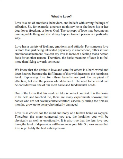 Full Size of Word Essay Writing Guide And Examples Sample Grade My Summer Vacation Template Short 500