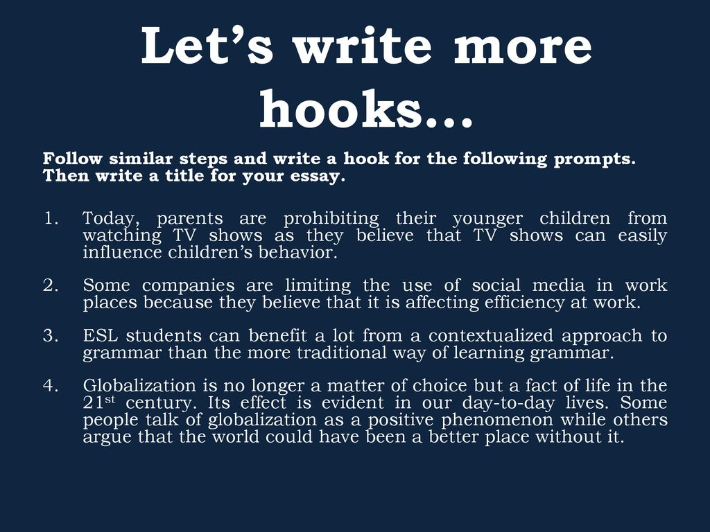 Full Size of Writing Effective Hooks For Essays Hook In An Essay Let Write More My Classroom Cause And