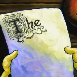 Your Paper Looks Like An Hour Before It Due Essay Writing Spongebob College Service On